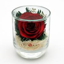 Композиция с красной розой  34-671 S-Top