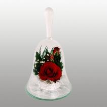 Колокольчик Красная роза DT4MR