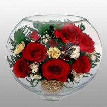 букет из красных роз ESR-06