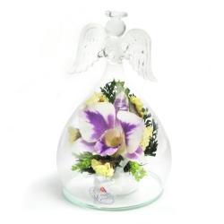 Ангел с орхидеей OASRO