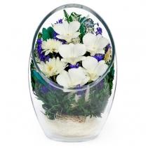 Композиция из роз и орхидей ARMM4