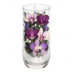 Компактный цилиндр с орхидеями CSO