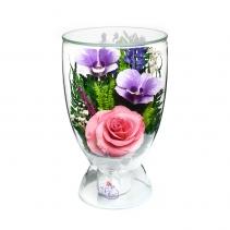 Микс из роз и орхидей culm2