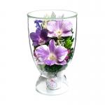 Микс из роз и орхидей culo