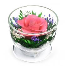 Нежная роза Соло малое CuSrp