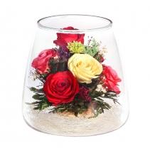 Разноцветие из роз Pomr5c-02
