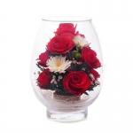 Красные розы VSR